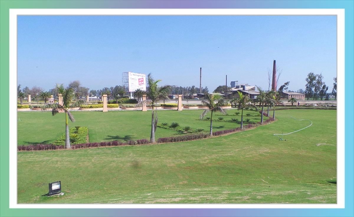 Shree Vardhman Landscape