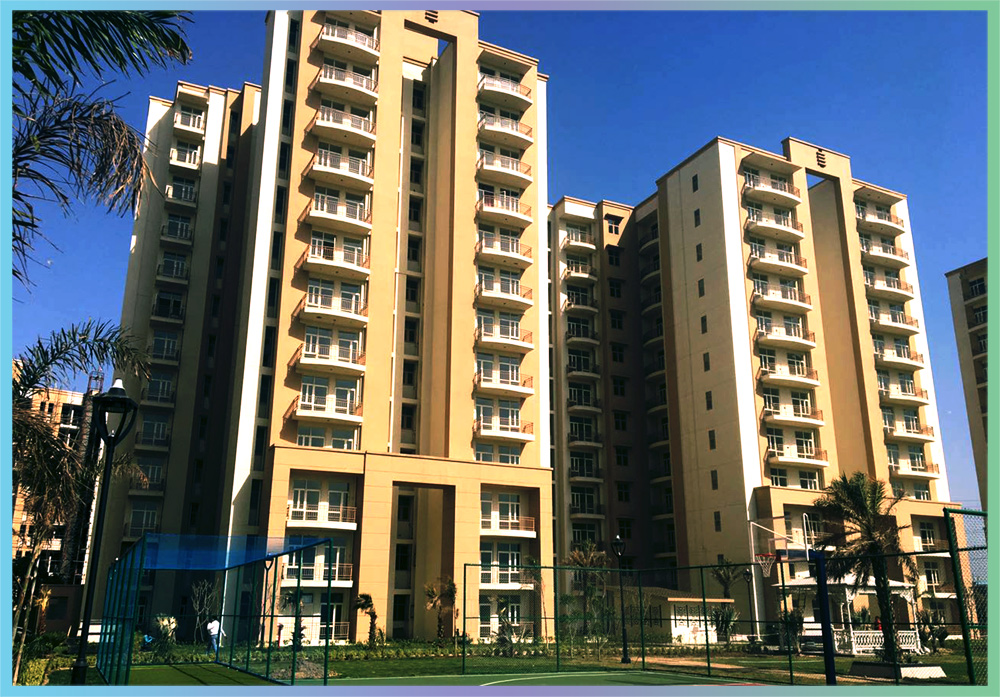 Shree Vardhman Gardenia - Ready To Move In Apartments