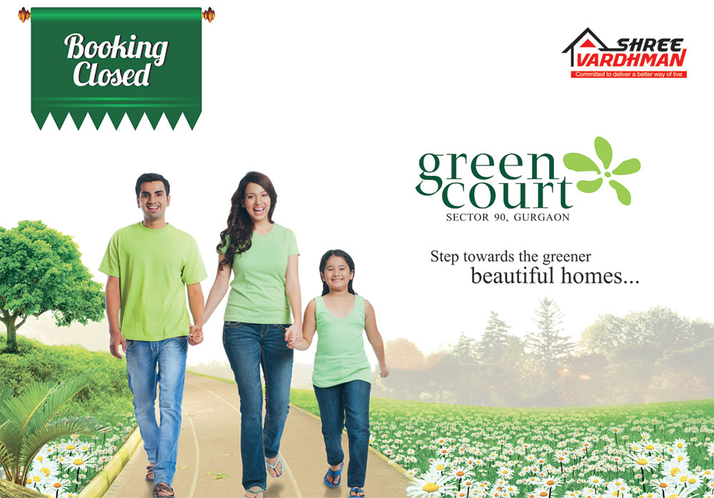 Shree Vardhman Green Court