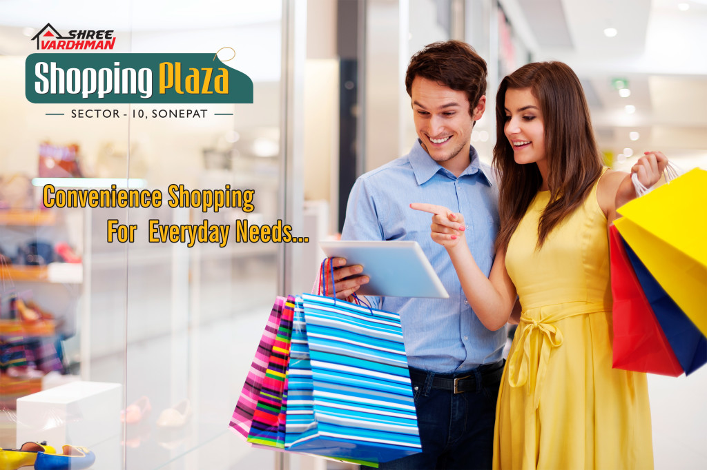Shree Vardhman Shopping Plaza