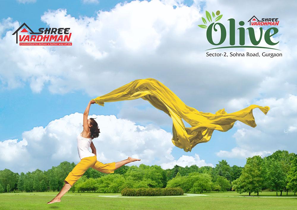 Shree Vardhman Olive-Sector-2, Sohna