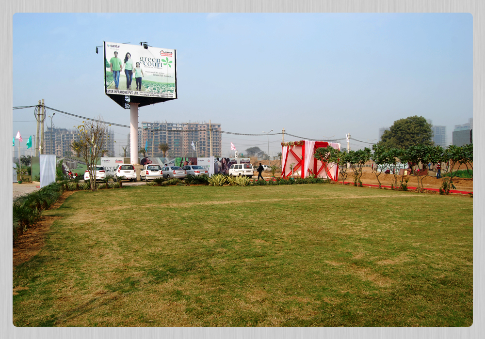Green Court Bhoomi Poojan